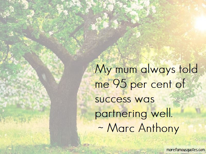 Quotes About Partnering For Success