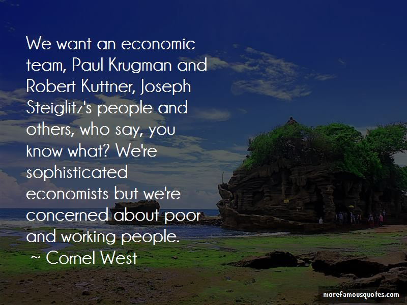 Quotes About Paul Krugman