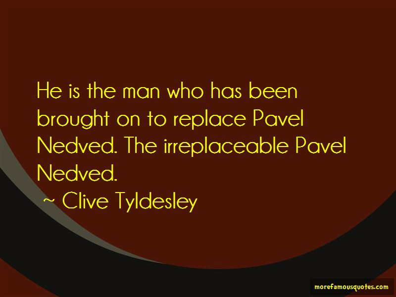 Quotes About Pavel Nedved