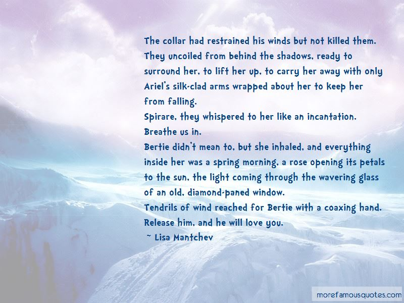 Petals Falling Quotes Pictures 3