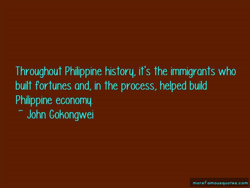 Quotes About Philippine Economy