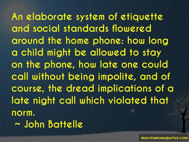 Phone Etiquette Quotes Pictures 2