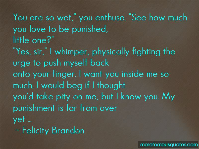 Quotes About Physically Fighting
