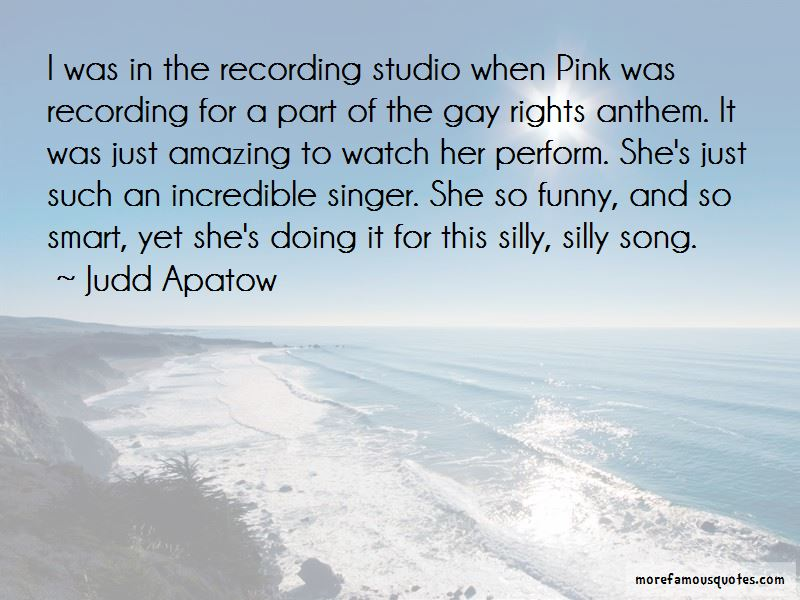 Quotes About Pink The Singer