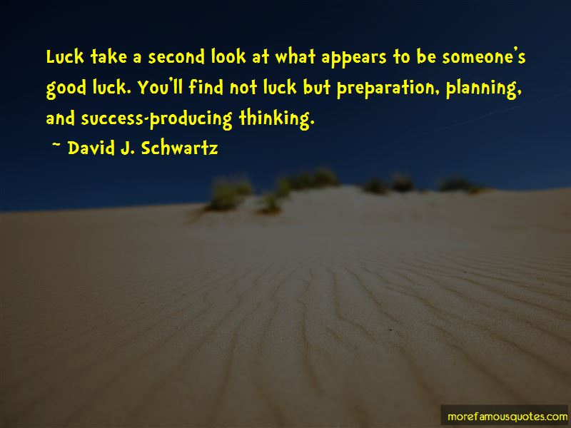 Quotes About Planning And Success