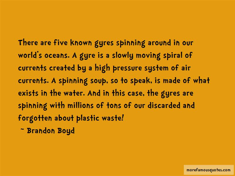 Quotes About Plastic Waste