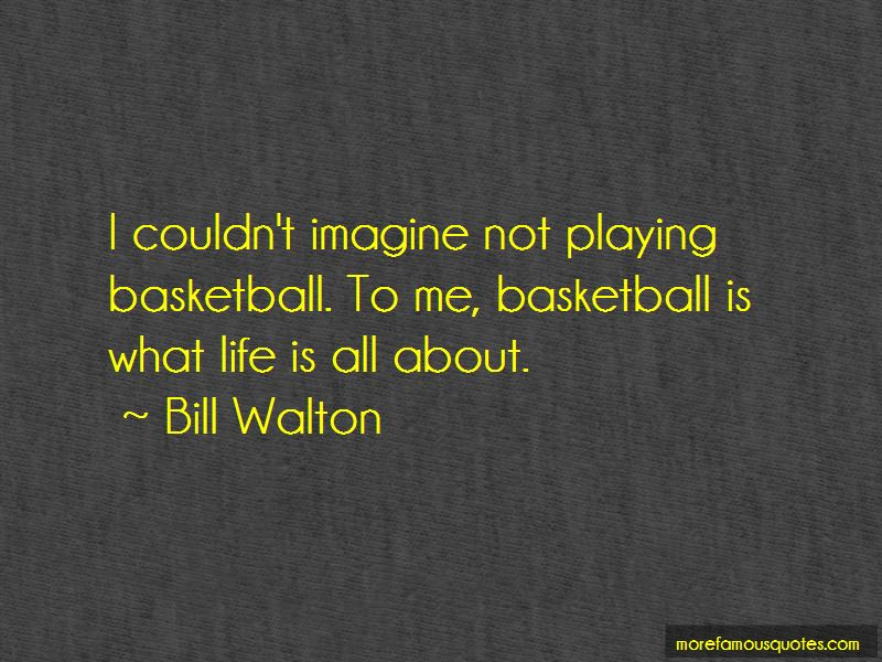 Playing Basketball Quotes Pictures 4