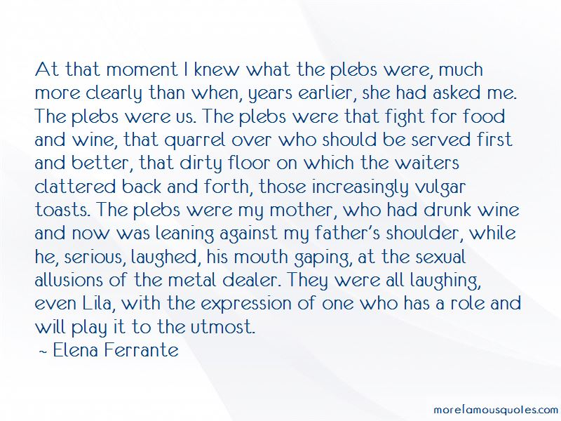 Quotes About Plebs