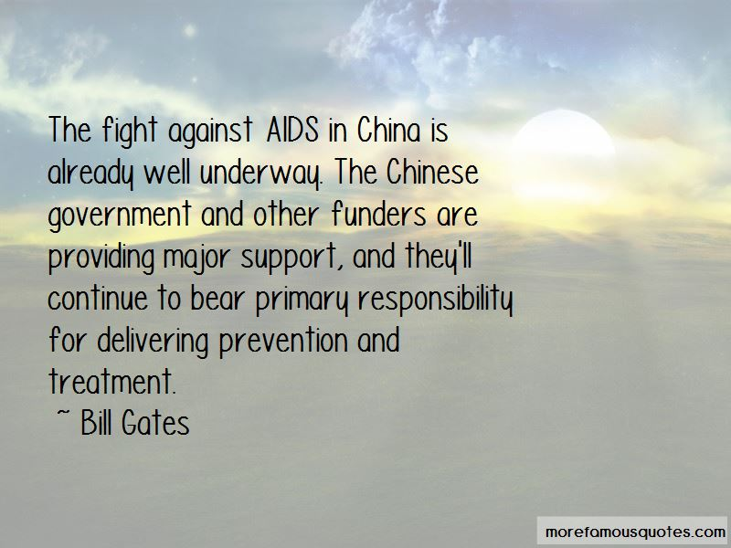 Quotes About Prevention Of Aids