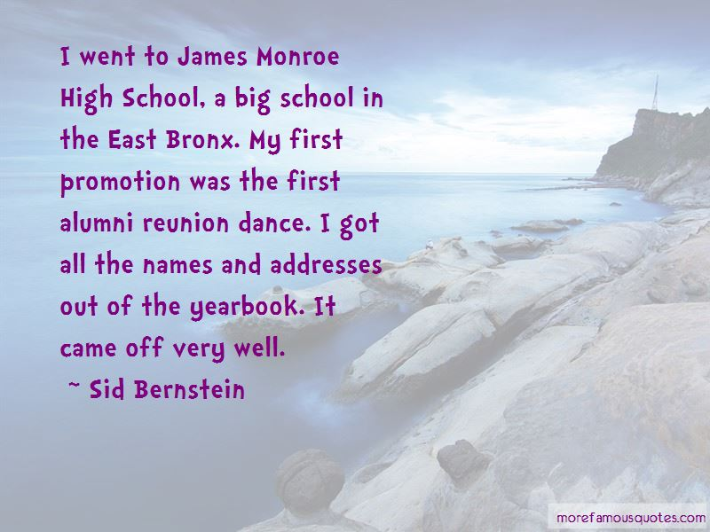 Quotes About Promotion At School
