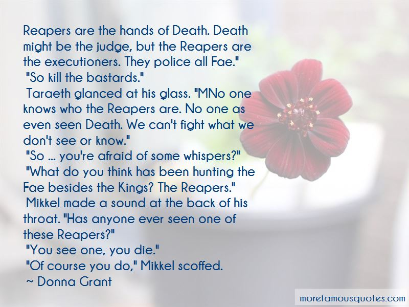 Reapers Quotes Pictures 2