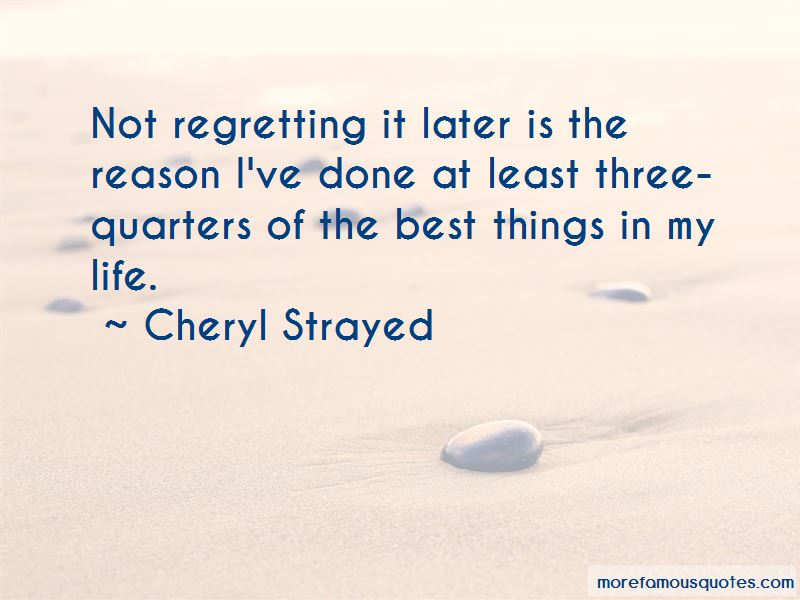Regretting Things In Life Quotes Pictures 3