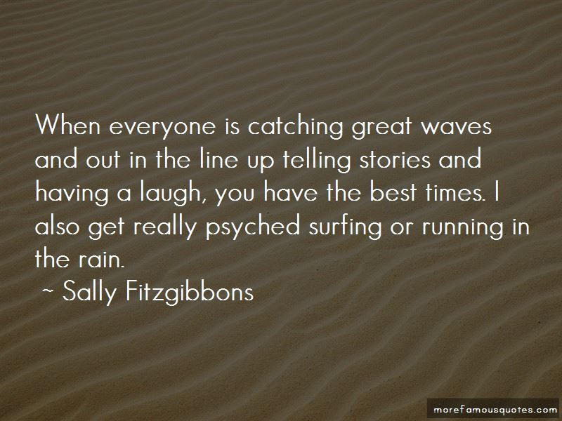 Running In The Rain Quotes Pictures 3