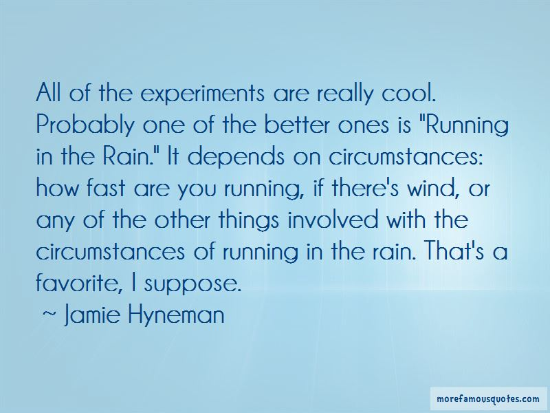 Running In The Rain Quotes Pictures 4