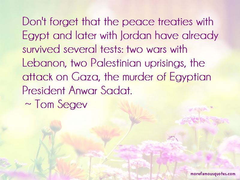 Quotes About Sadat