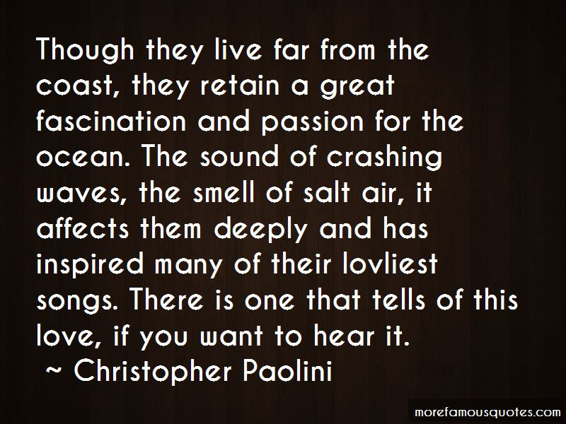 Quotes About Salt Air