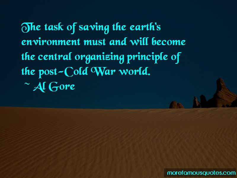 Quotes About Saving Our Environment