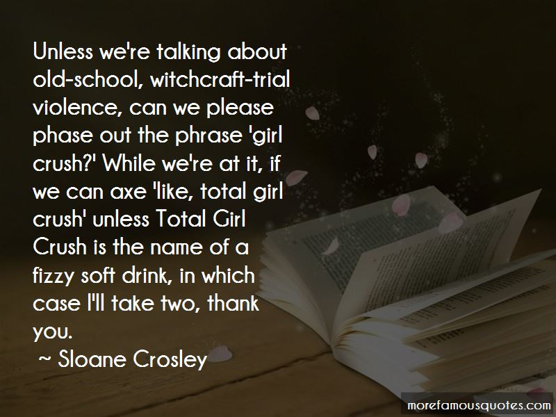 Quotes About School Girl Crush