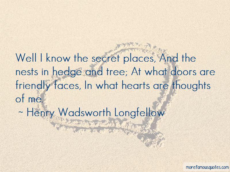 Secret Places Quotes Pictures 2