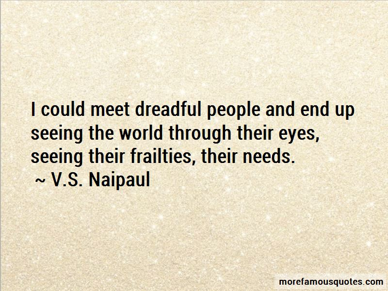 Seeing The World Through Eyes Quotes Pictures 4