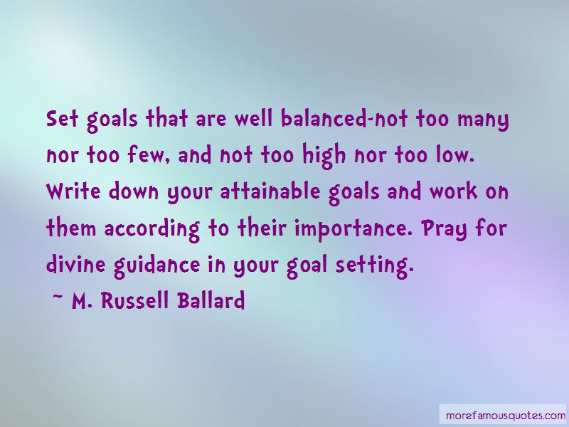 Setting Goals Too Low Quotes Pictures 2