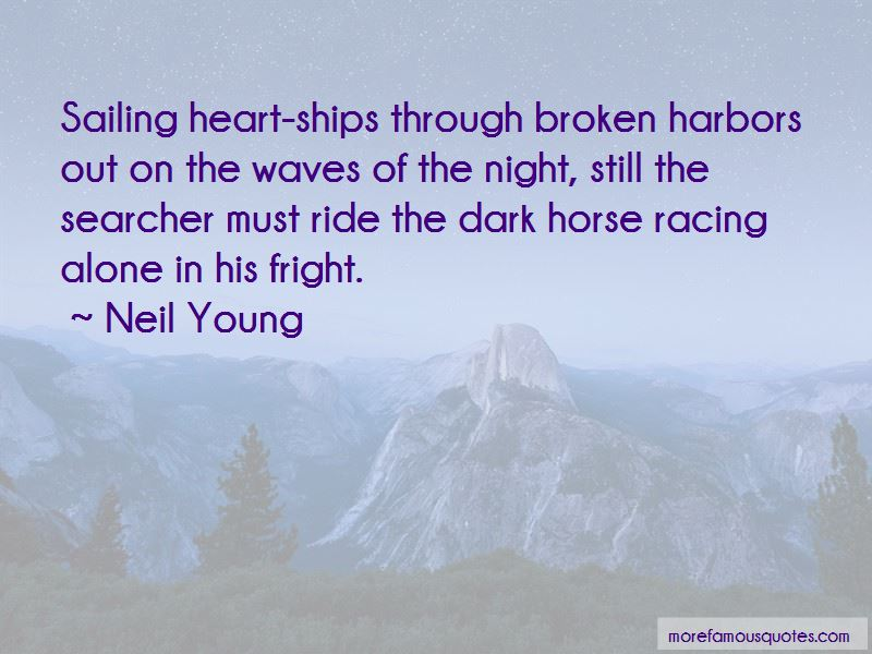 Quotes About Ships And Harbors