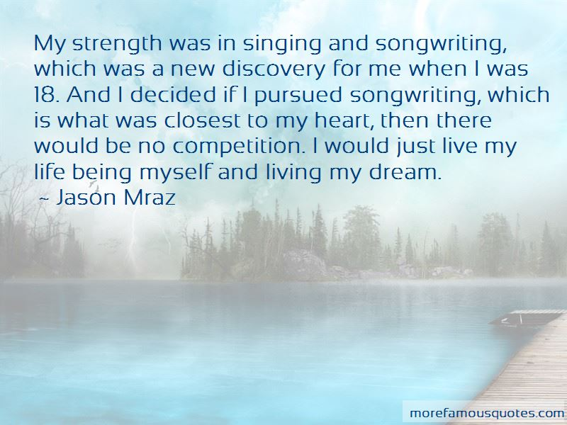 Quotes About Singing And Songwriting