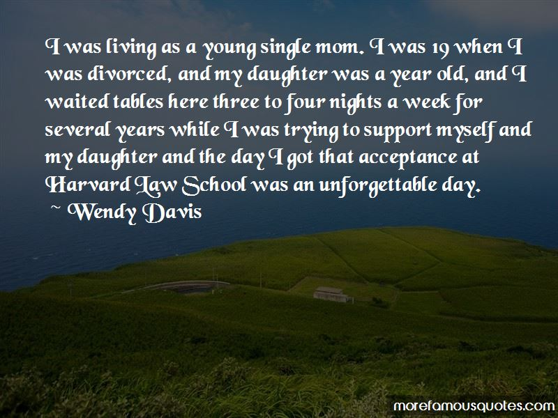 Single Mom And Daughter Quotes Pictures 3