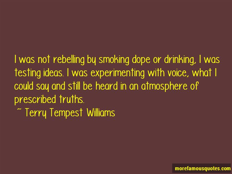 Quotes About Smoking Dope: top 12 Smoking Dope quotes from ...