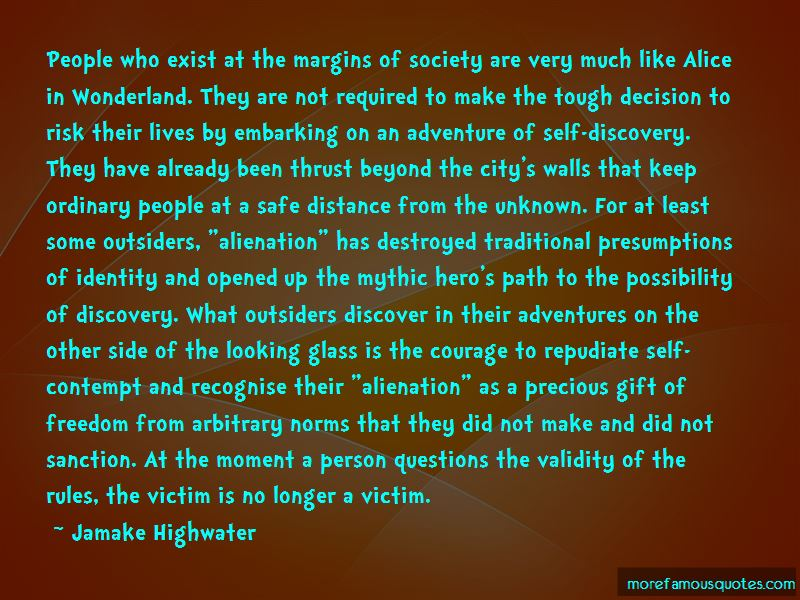 Quotes About Society And Identity