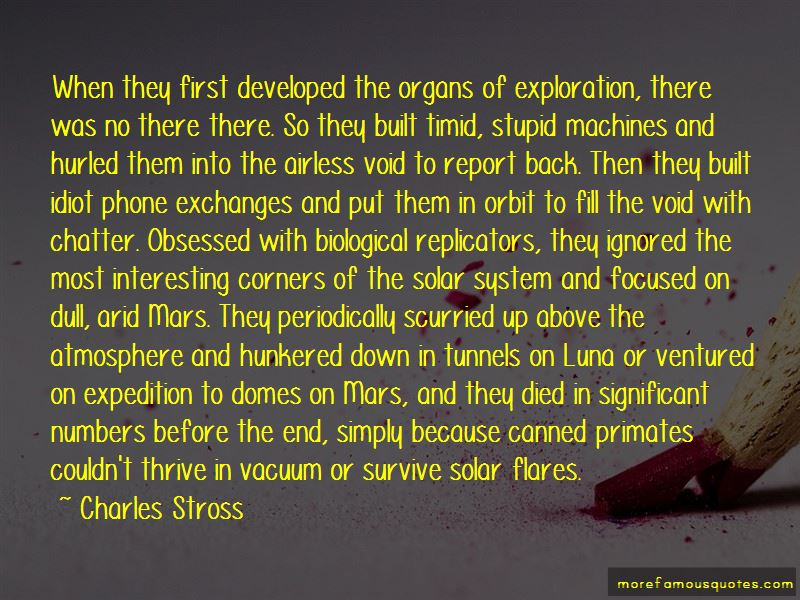 Quotes About Solar Flares