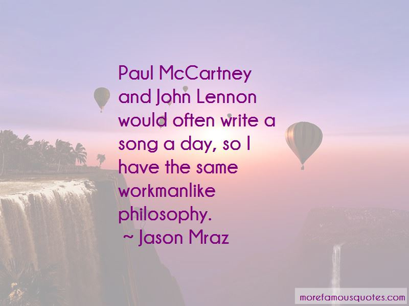 Quotes About Song