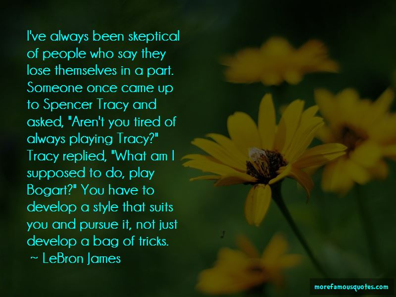 Quotes About Spencer Tracy