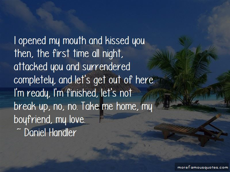 Take Me Home Quotes Pictures 3