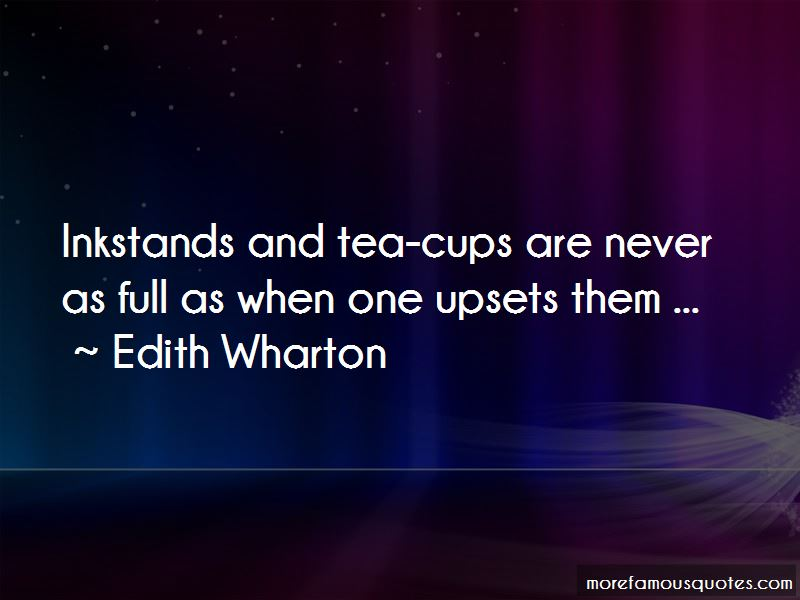 Quotes About Tea Cups