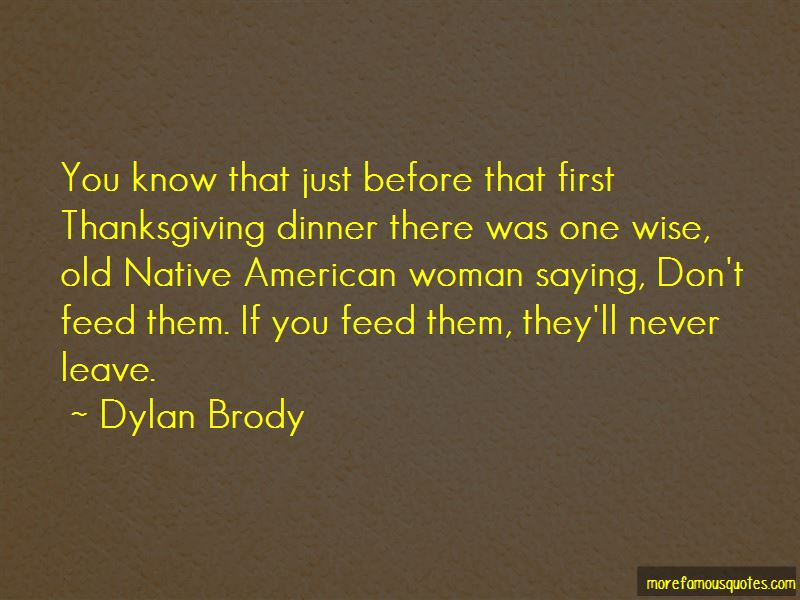Thanksgiving Dinner Quotes Pictures 2