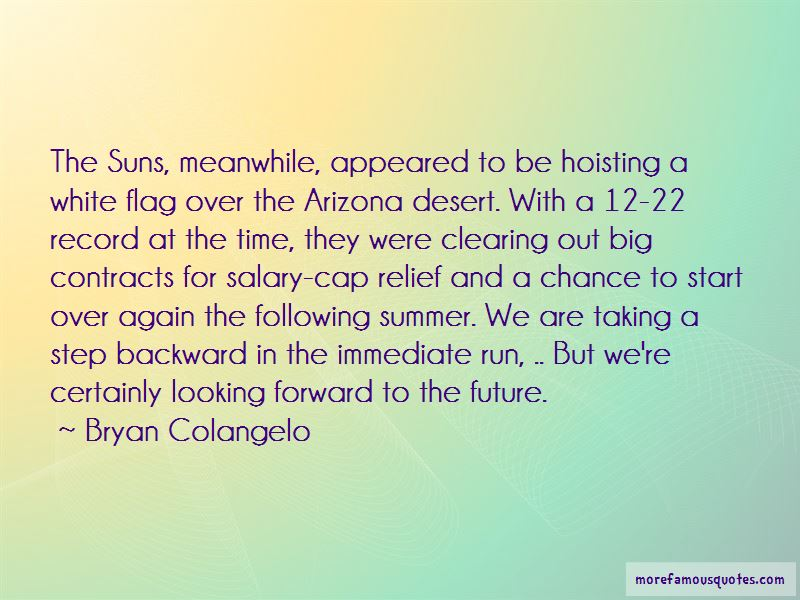 Quotes About The Arizona Desert