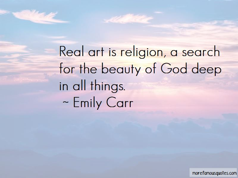 Quotes About The Beauty Of God