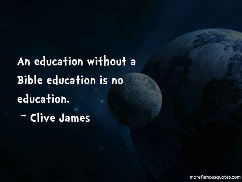 The Bible And Education Quotes Pictures 2