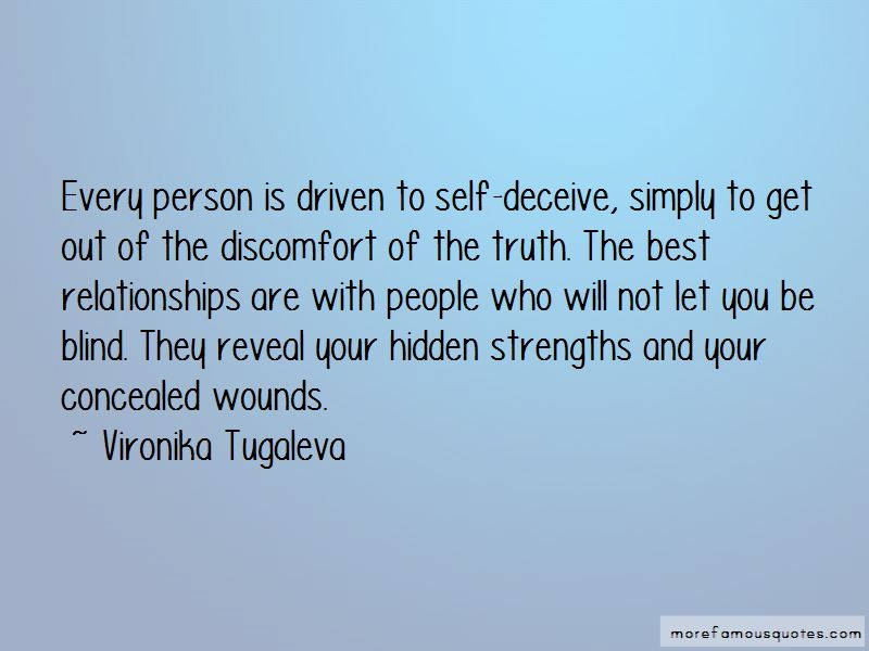 Quotes About The Hidden Truth