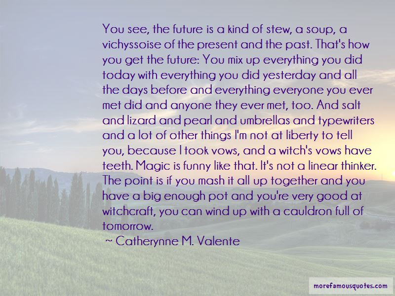 Quotes About The Present And The Past