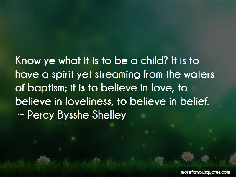 The Spirit Of A Child Quotes Pictures 3