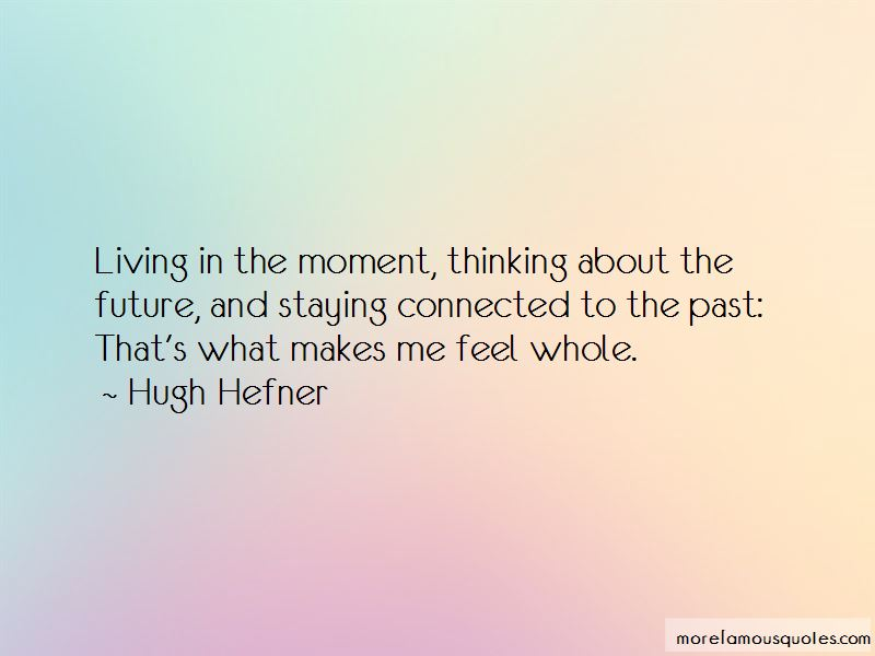 Thinking About The Future Quotes Pictures 2