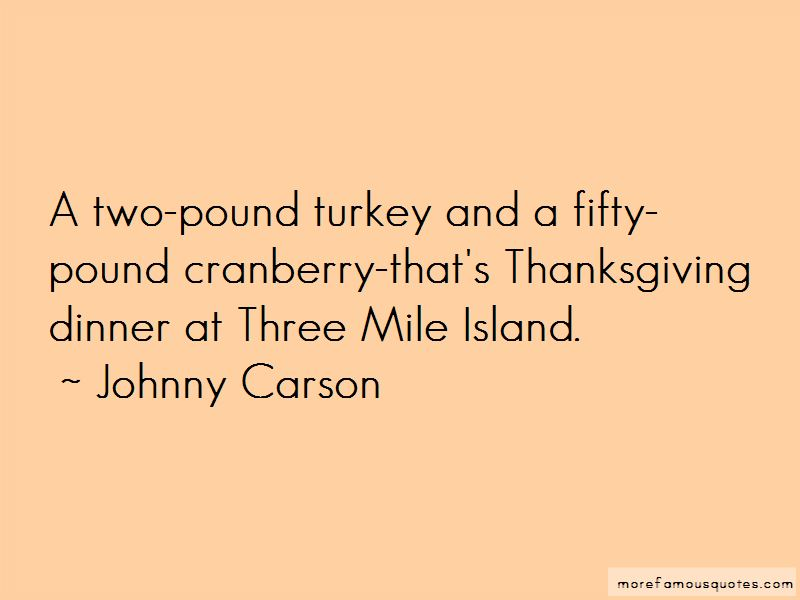 Quotes About Three Mile Island