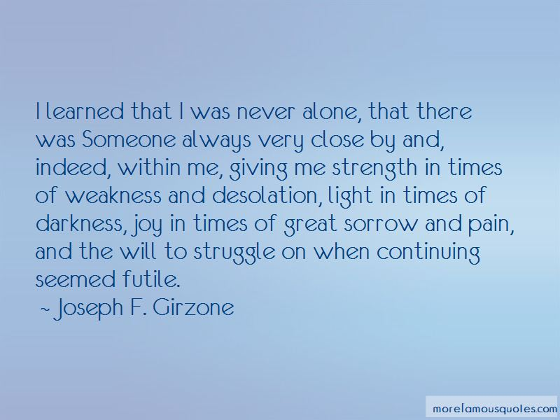 Quotes About Times Of Weakness