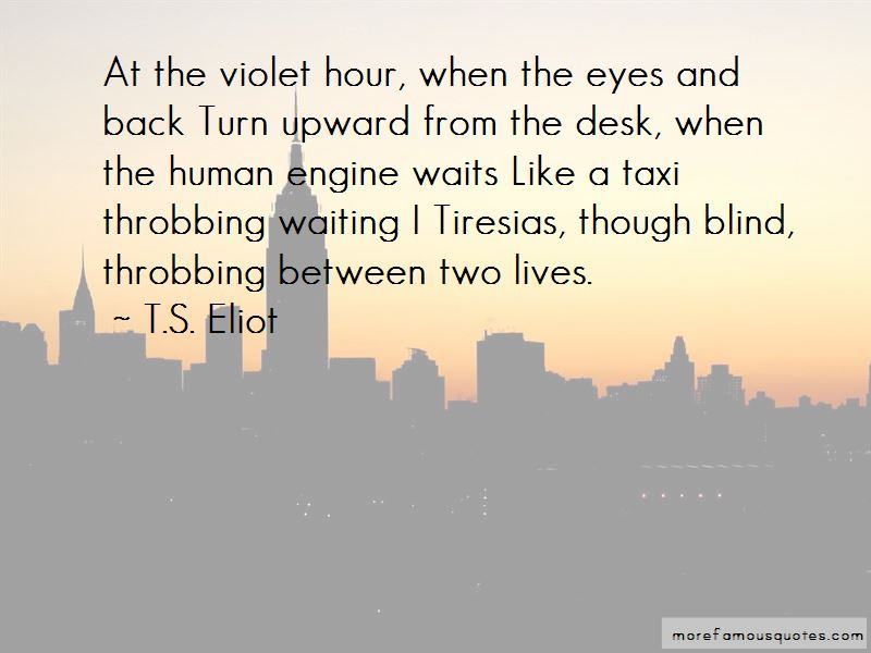 Tiresias Quotes Pictures 4