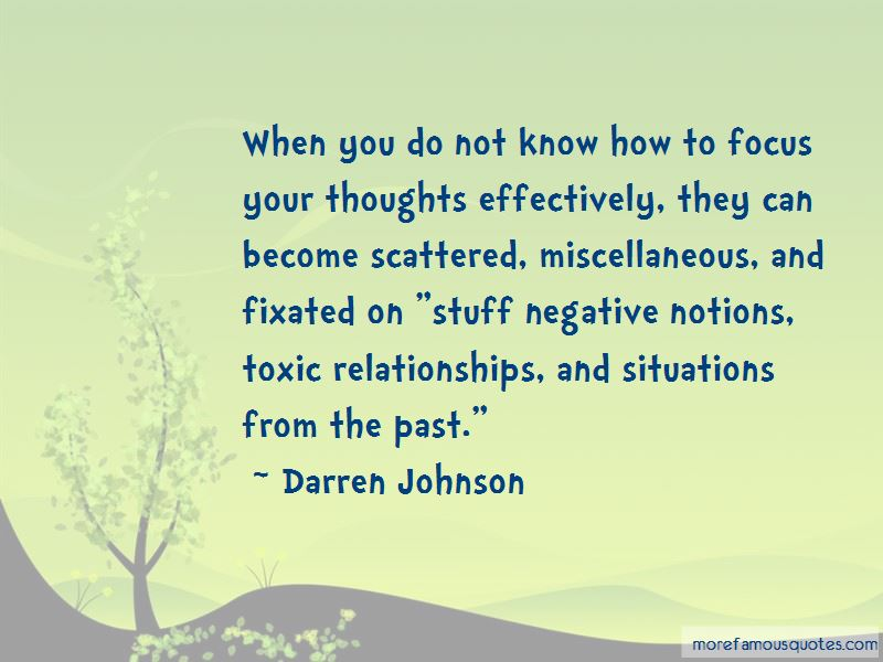 Quotes About Toxic Situations