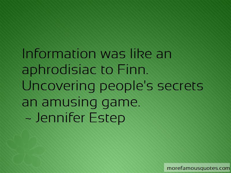 Uncovering Secrets Quotes Pictures 3