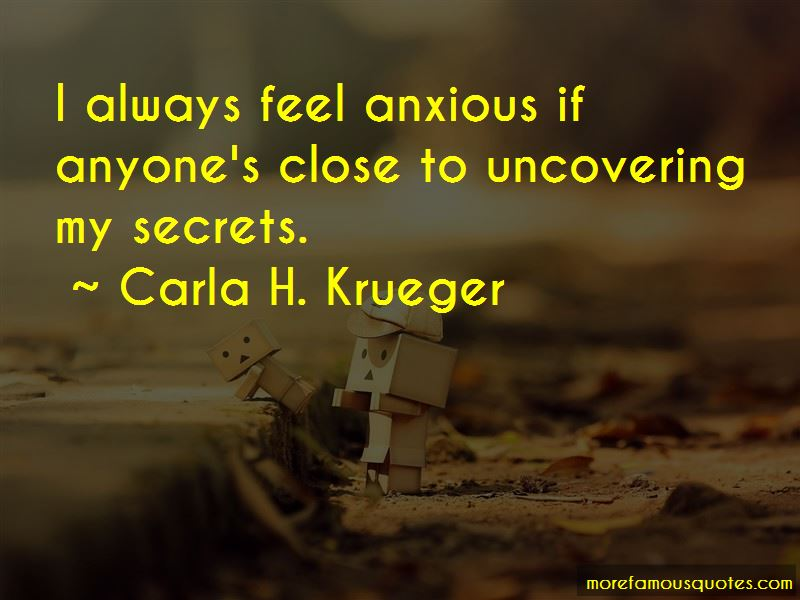 Uncovering Secrets Quotes Pictures 4