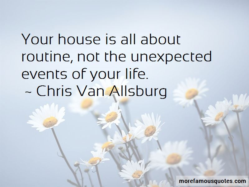 Quotes About Unexpected Events